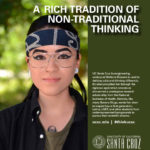 UCSC Magazine Fall 2017 back cover