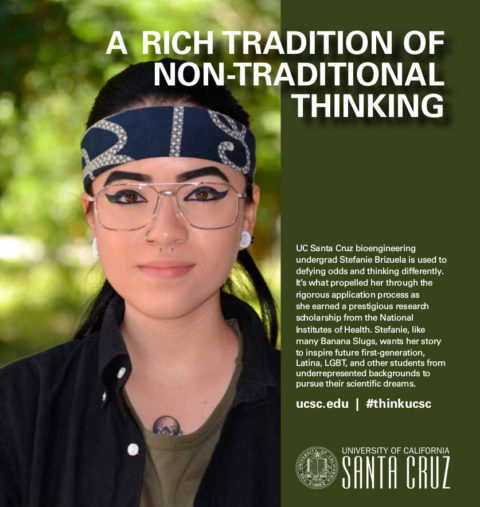 UCSC Magazine Fall 2017 back cover