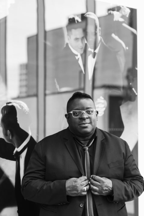 Photo of Isaac Julien